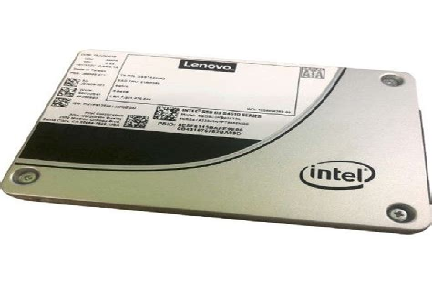 Lenovo Intel S4510 Entry 240 Gb Ssd Hot Swap 4xb7a10247