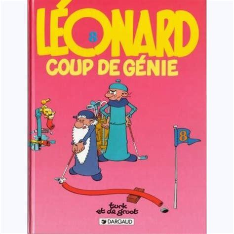 Leonard Tome 8 Coup De Genie
