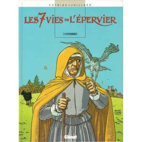 Les 7 Vies De Lepervier Tome 4 Hyronimus