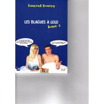 Les Blagues A Lolo Tome 3