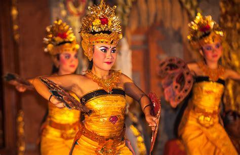 Les Danses A Bali