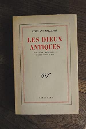 Les Dieux Antiques Nouvelle Mythologie Illustree D Apres George W Cox