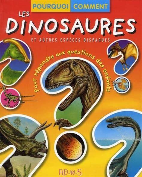 Les Dinosaures Et Autres Especes Disparues