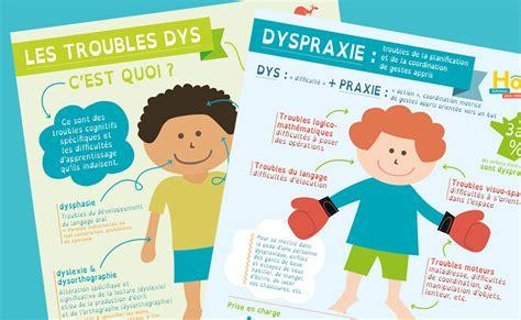 Les Enfants Dys Et Leurs Troubles