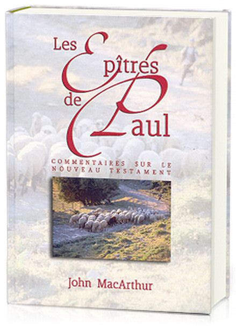 Les Epitres De Paul