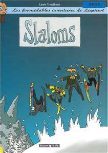 Les Formidables Aventures De Lapinot Slaloms