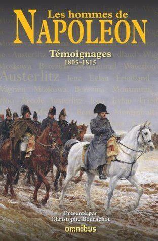 Les Hommes De Napoleon Hors Collection