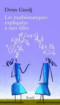 Les Mathématiques expliquées à mes filles (EXPLIQUE A...)