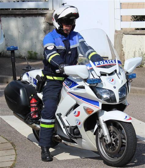 Les Motards De La Police Elite