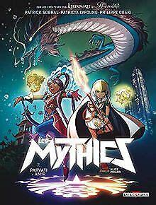 Les Mythics 07 Parvati Et Amir