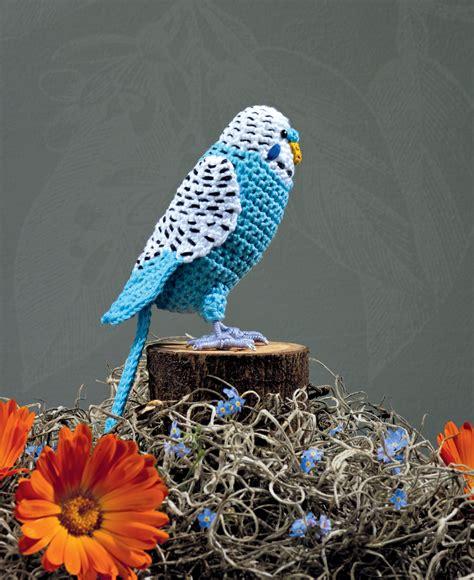 Les Oiseaux Au Crochet