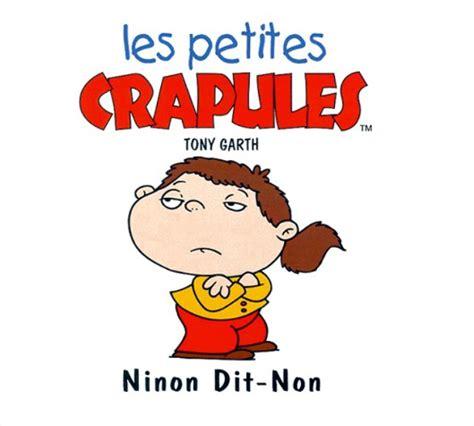 Les Petites Crapules Ninon Dit Non