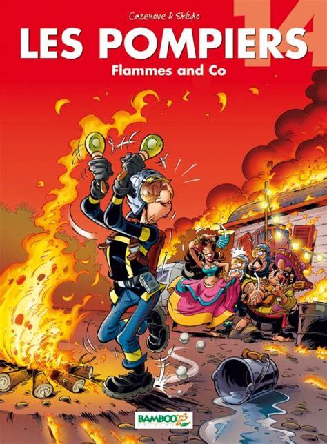 Les Pompiers T14