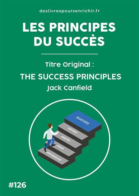 Les Principes Du Succes
