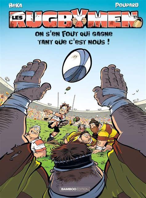 Les Rugbymen Tome 17
