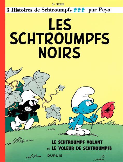 Les Schtroumpfs Noirs Les Schtroumpfs 1