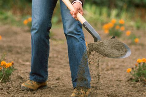 Les Terres et amendements naturels