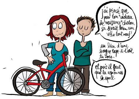 Les comiques à bicyclette