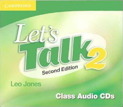 Let S Talk Class Audio Cds 2
