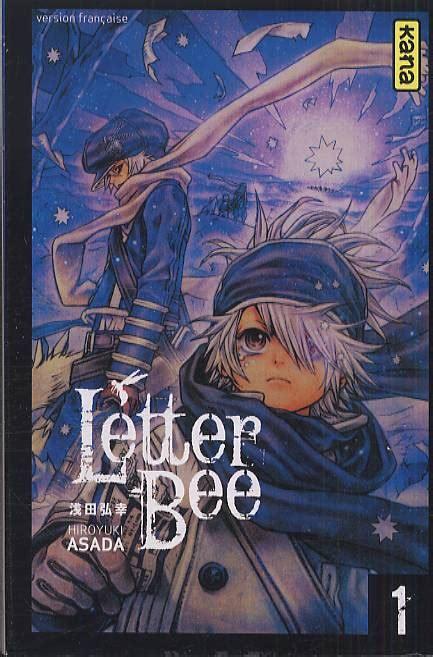 Letter Bee Tome 1 Shonen