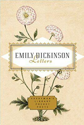 Letters Of Emily Dickinson Everyman S Library Pocket Poets