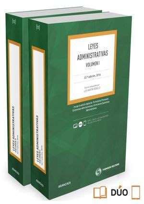 Leyes Administrativas Papel E Book Codigo Profesional