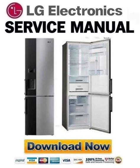 Lg Gb7143avrz Service Manual And Repair Guide