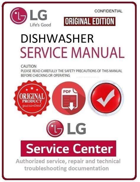 Lg Ld 2263th Service Manual Repair Guide