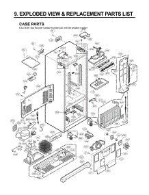 Lg Lfc25770tt Service Manual Repair Guide