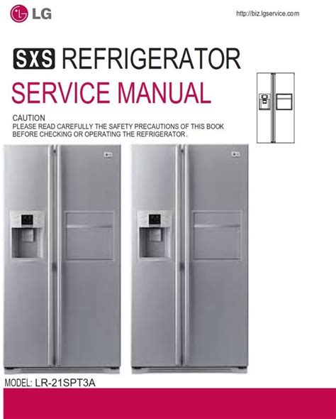 Lg Lr 21spt3a Service Manual And Repair Guide
