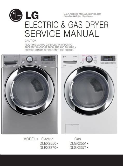 Lg Lrbc20512sw Service Manual Repair Guide