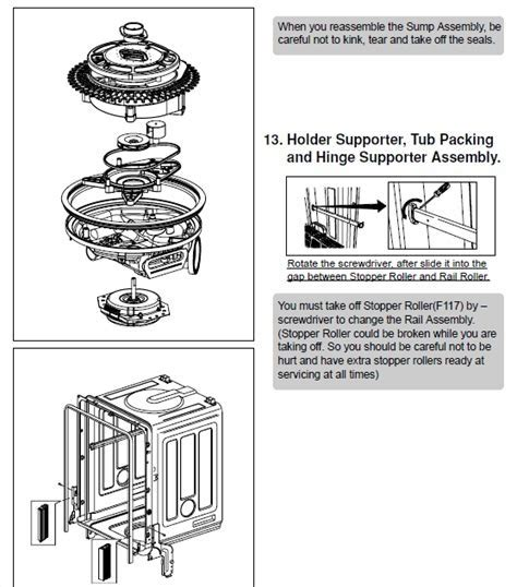 Lg Lre30453sw Service Manual And Repair Guide
