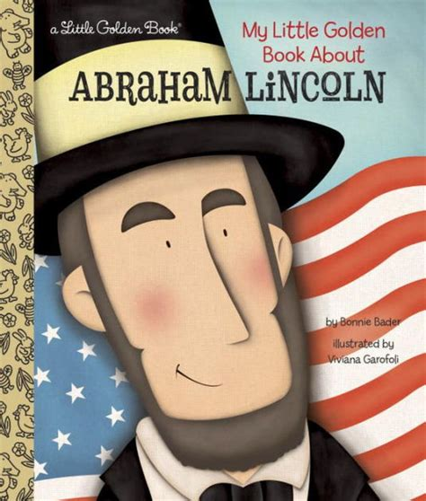 Lgb My Little Golden Book About Abraham Lincoln