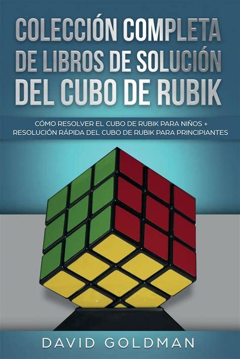 Libro De Resolucion Rapida Del Cubo De Rubik Para Ninos Como Resolver El Cubo De Rubik Mas Rapido Para Principiantes Espanol Spanish Book
