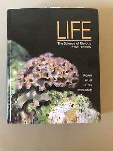 Life Science Of Biology 10th Edition Sadave
