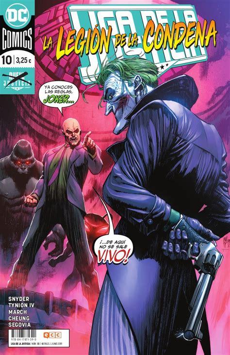 Liga De La Justicia Num 88 10 87 Liga De La Justicia Nuevo Universo Dc