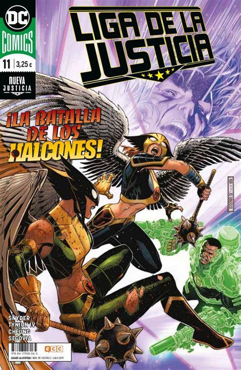 Liga De La Justicia Num 89 11 Liga De La Justicia Nuevo Universo Dc