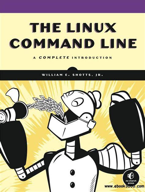 Linux Command Line A Complete Introduction