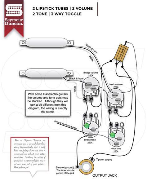 Lipstick Pickup Wiring Diagram