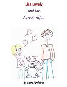 Lisa Lovely And The Au Pair Affair English Edition