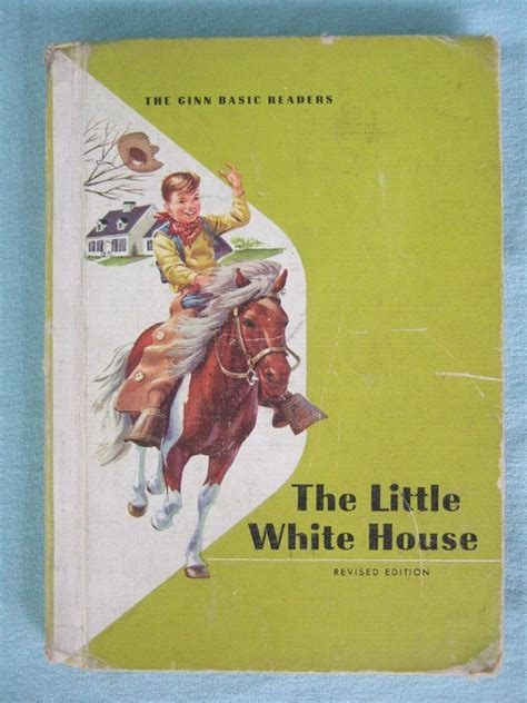 Little White House English Edition
