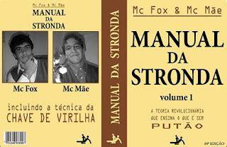 Livro Manual Da Stronda