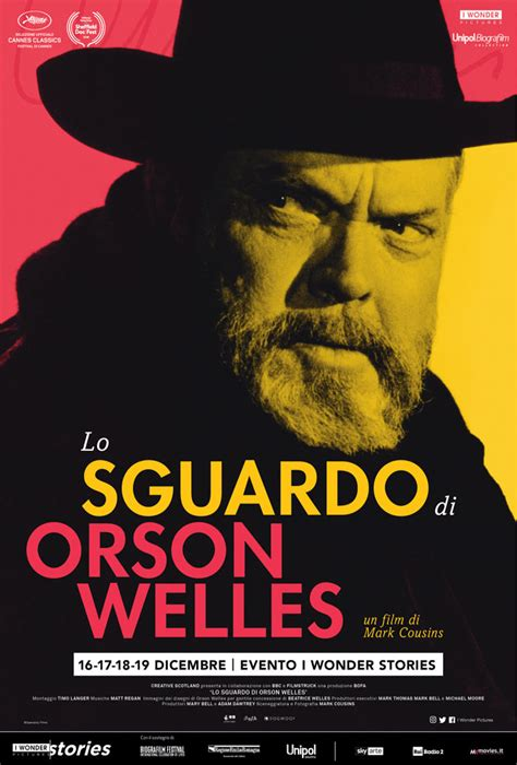 Lo sguardo di orson welles (2018) online
