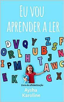 Logo Eu Vou Aprender A Ler Portuguese Edition
