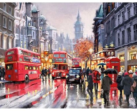 London In Paint