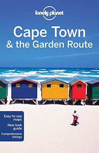 Lonely Planet Cape Town The Garden Route Travel Guide