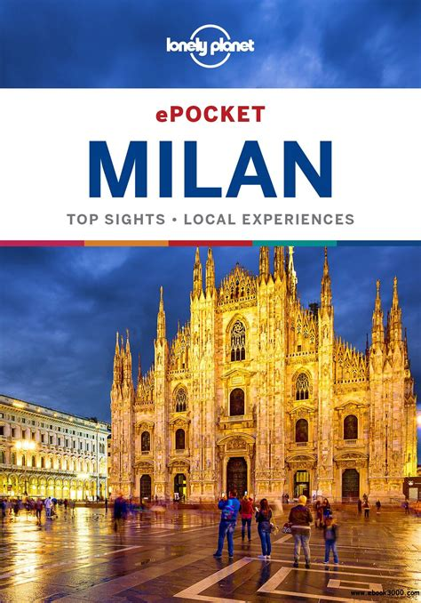 Lonely Planet Pocket Milan Travel Guide