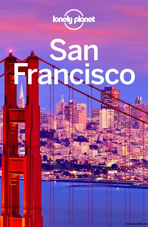 Lonely Planet San Francisco Travel Guide