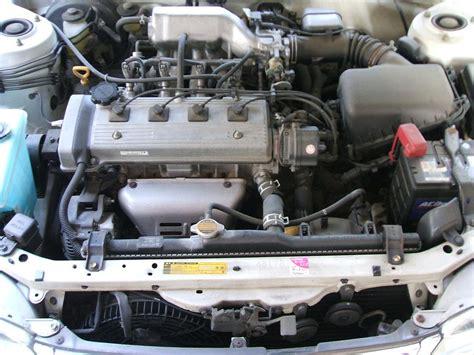 Long Cranking Toyota 5a Engine