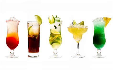 Long Drinks Les Cocktails
